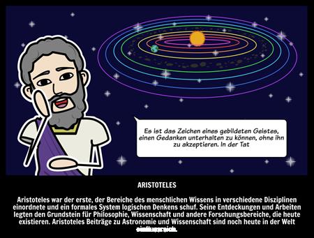 Aristoteles Biographie