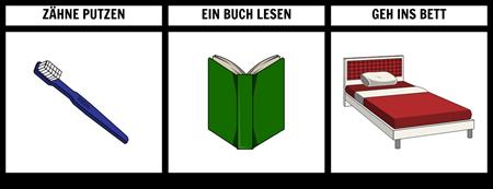 Beispiel Eines Routinendiagramms
