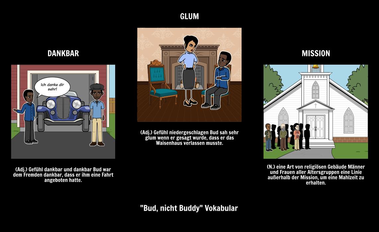 Bud Nicht Buddy Zusammenfassung | Bud, Nicht Buddy Unterrichtspläne