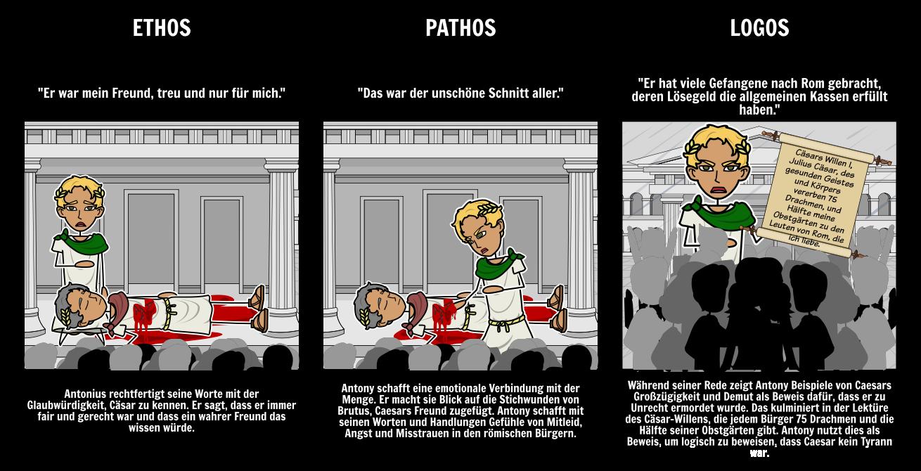 Julius Caesar Play von Shakespeare | Die Tragödie von Julius Caesar ...