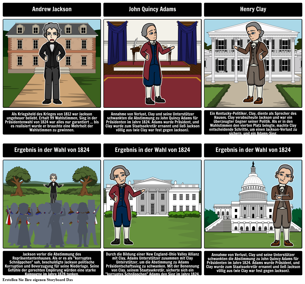 Jacksonian Democracy Lektion Pläne | Jacksonian Ära