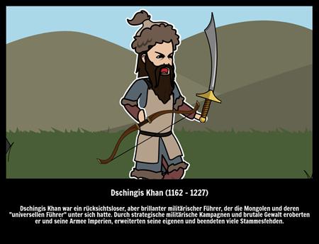 Dschinghis Khan