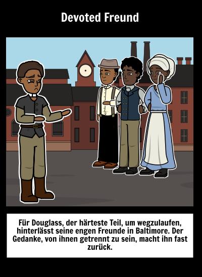 Erzählung vom Leben von Frederick Douglass Zusammenfassung & Aktivitäten