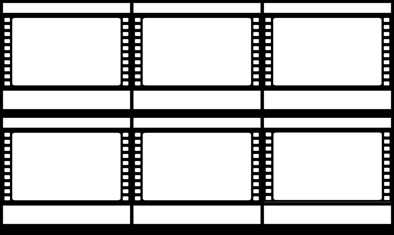 Filmstreifen storyboard vorlage storyboard von de examples for Film storyboard template word