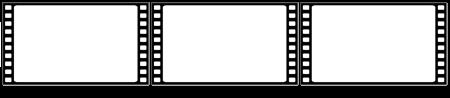 Filmstreifen-Storyboard-Vorlage