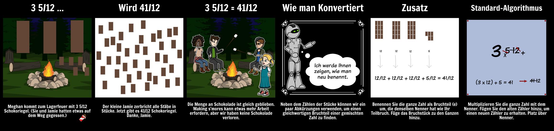 Fein Gleiche Nenner Die Fraktionen Arbeitsblatt Bilder - Super ...