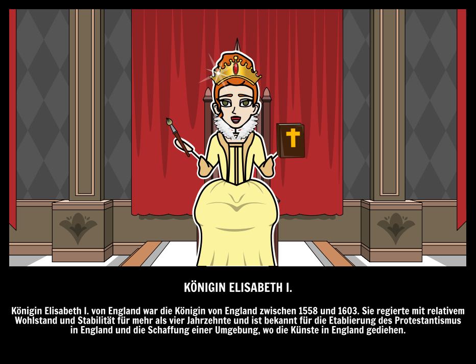 Königin Elizabeth I.