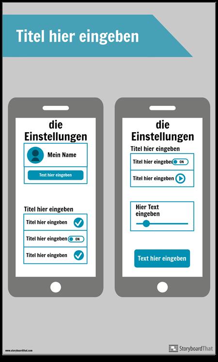Mobiles Drahtmodell 3
