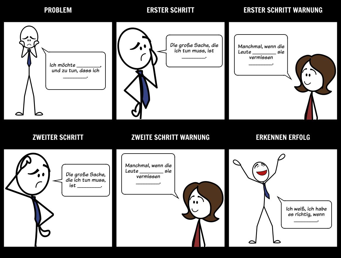 Process Storyboard Beispiel Long