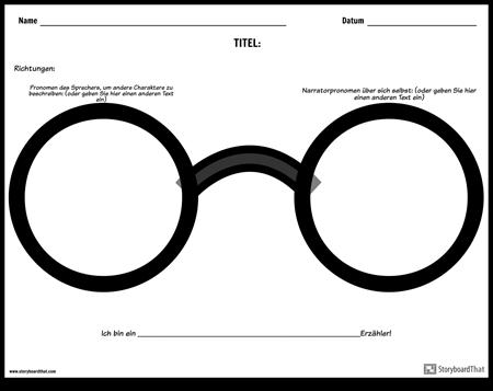 Sicht - Gläser