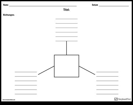 Verdauungssystem Storyboard von de-examples