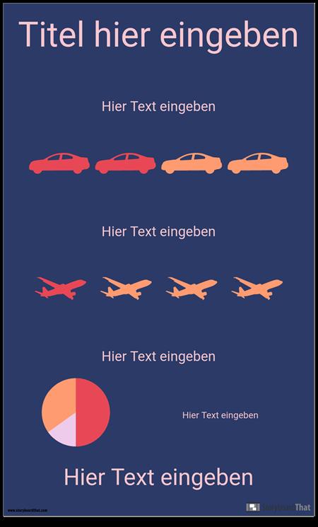Transport PSA Infografik