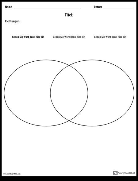 Venn Diagramm - 2