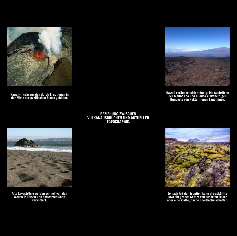 Vulkane - Wissenschaftliche Beziehungen