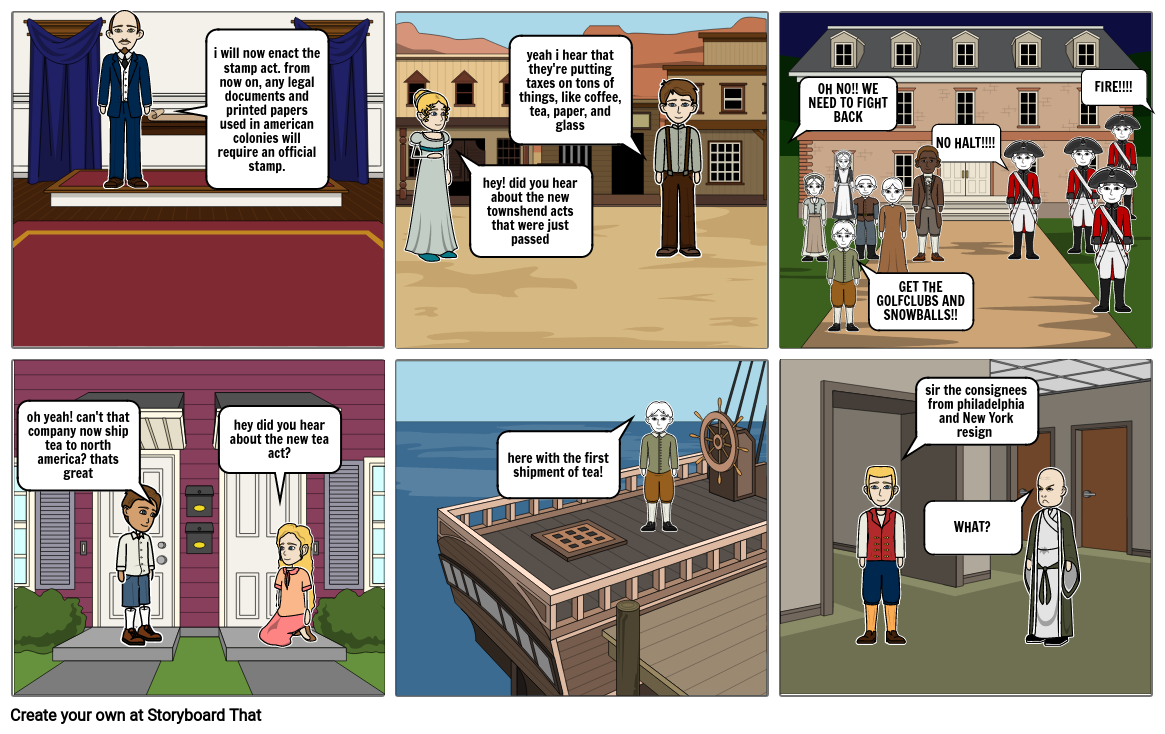 mr butz storyboard