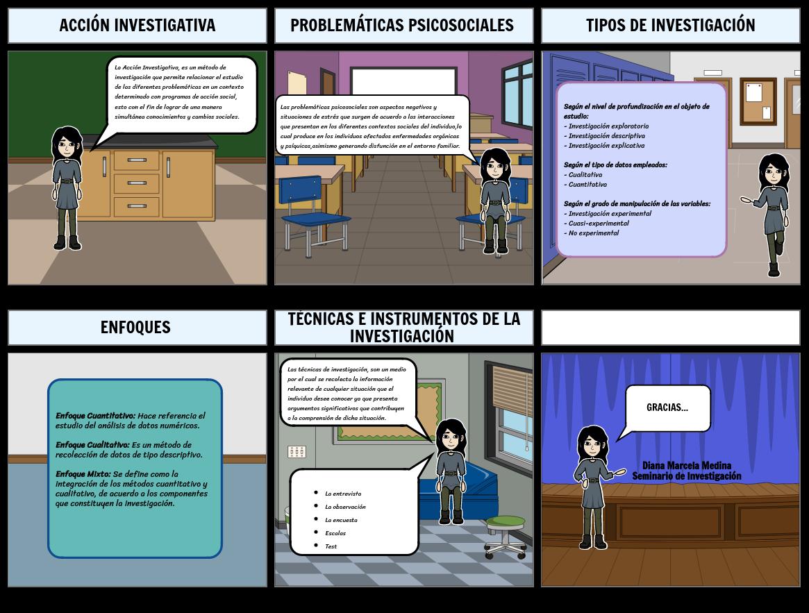 Seminario de investigación fase 1