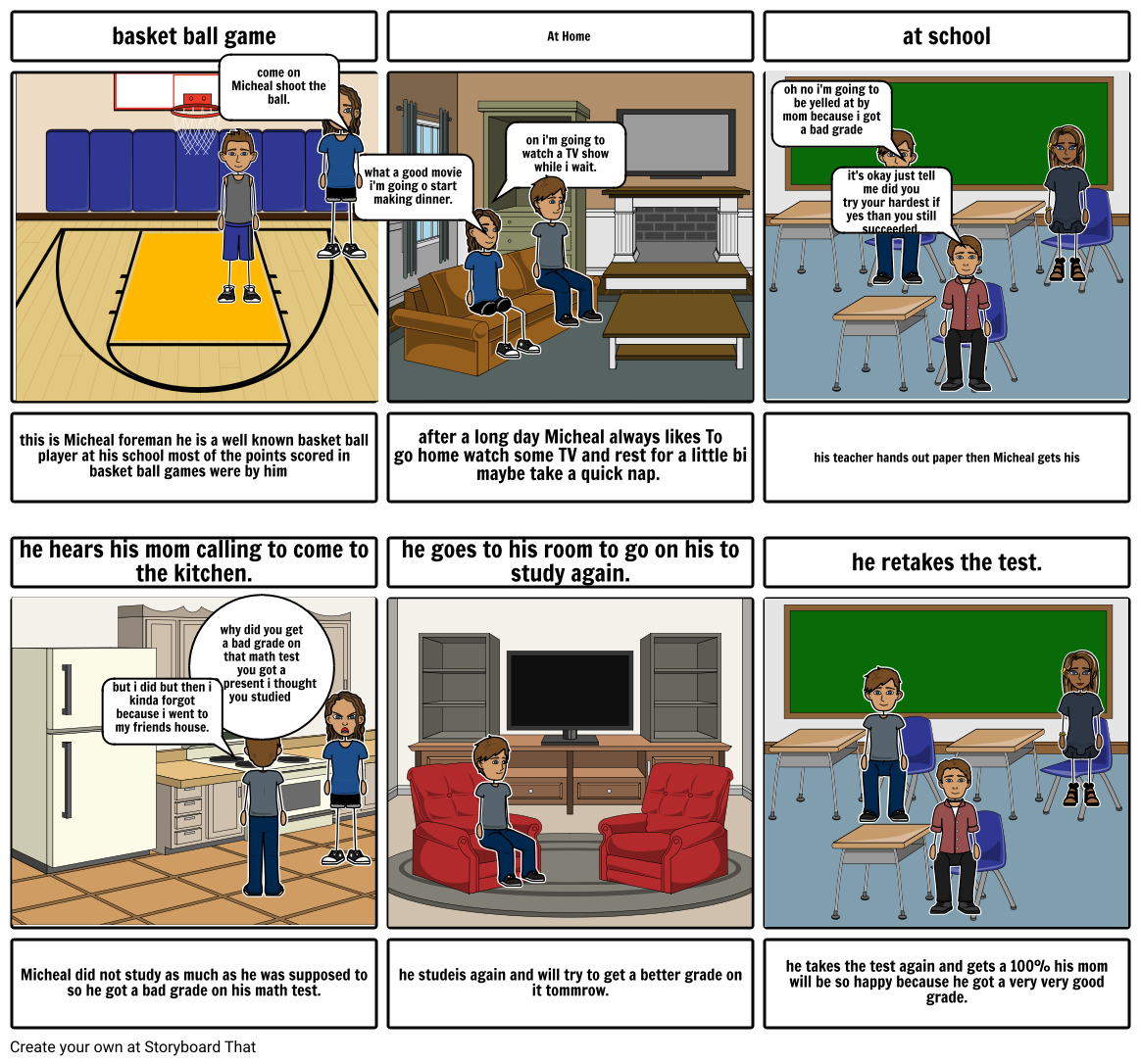 story board unit-4 assignment -11