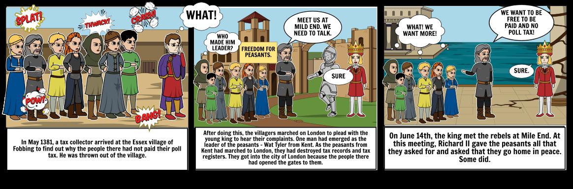 Peasants revolt 2