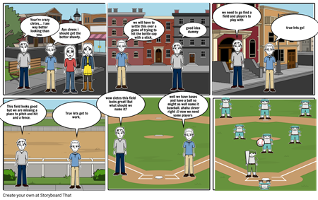 how baseball was invented by dylan pasta