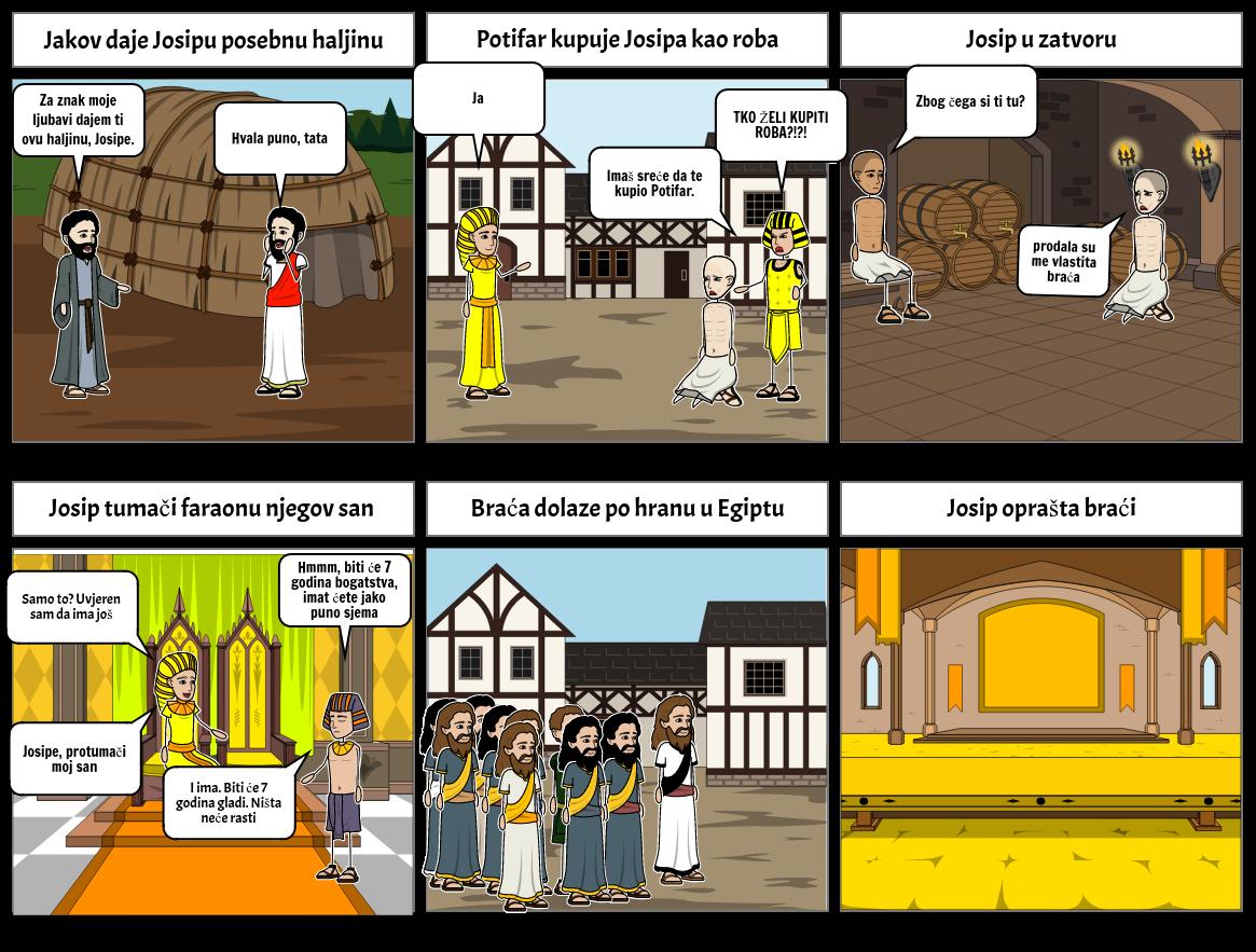 Josip i Egipat