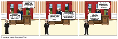 Civics Storyboard