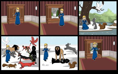 Narnia Recreated