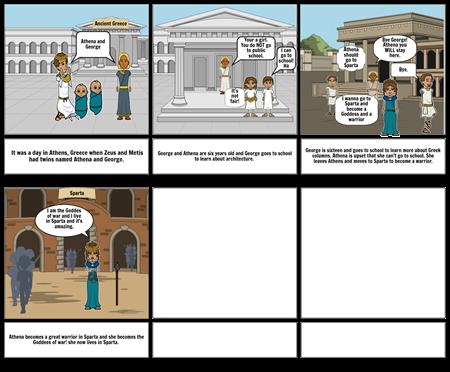 Athena's story