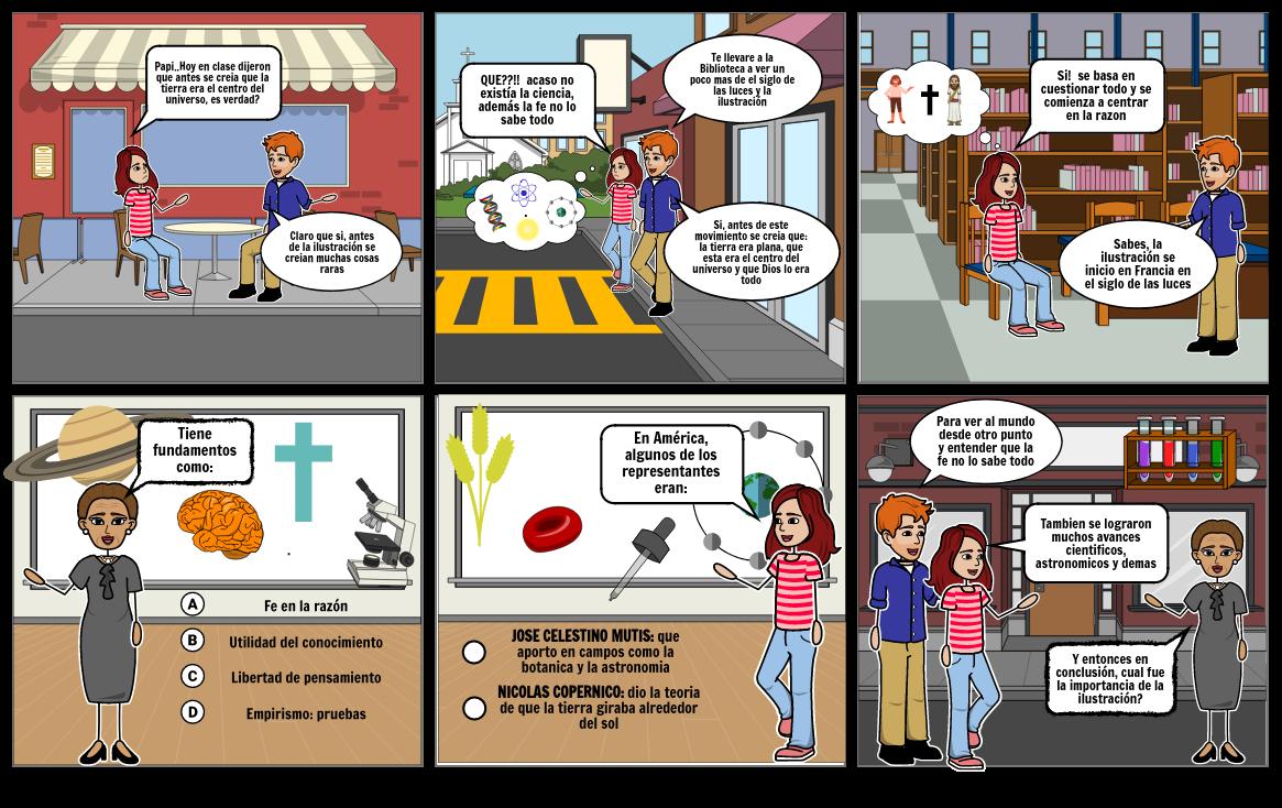 LA ILUSTRACIÓN POR: MARIANA ROJAS CASTILLO 8C