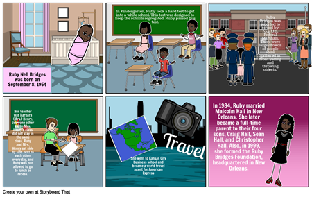 Ruby Bridges Part 1
