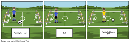 soccer experiment