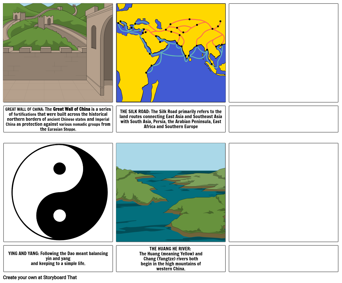 The Ancient China Project