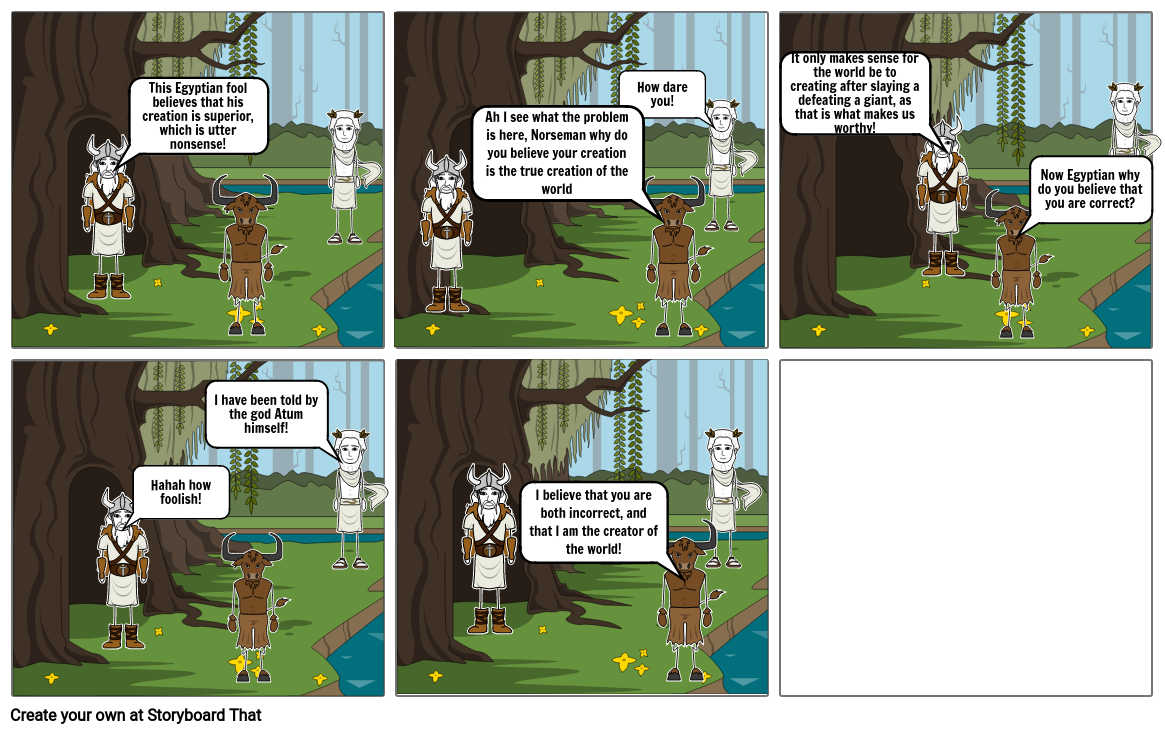 Creation Myth 2