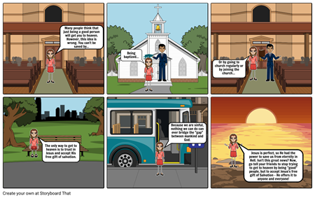 Bible Project Infographic #1
