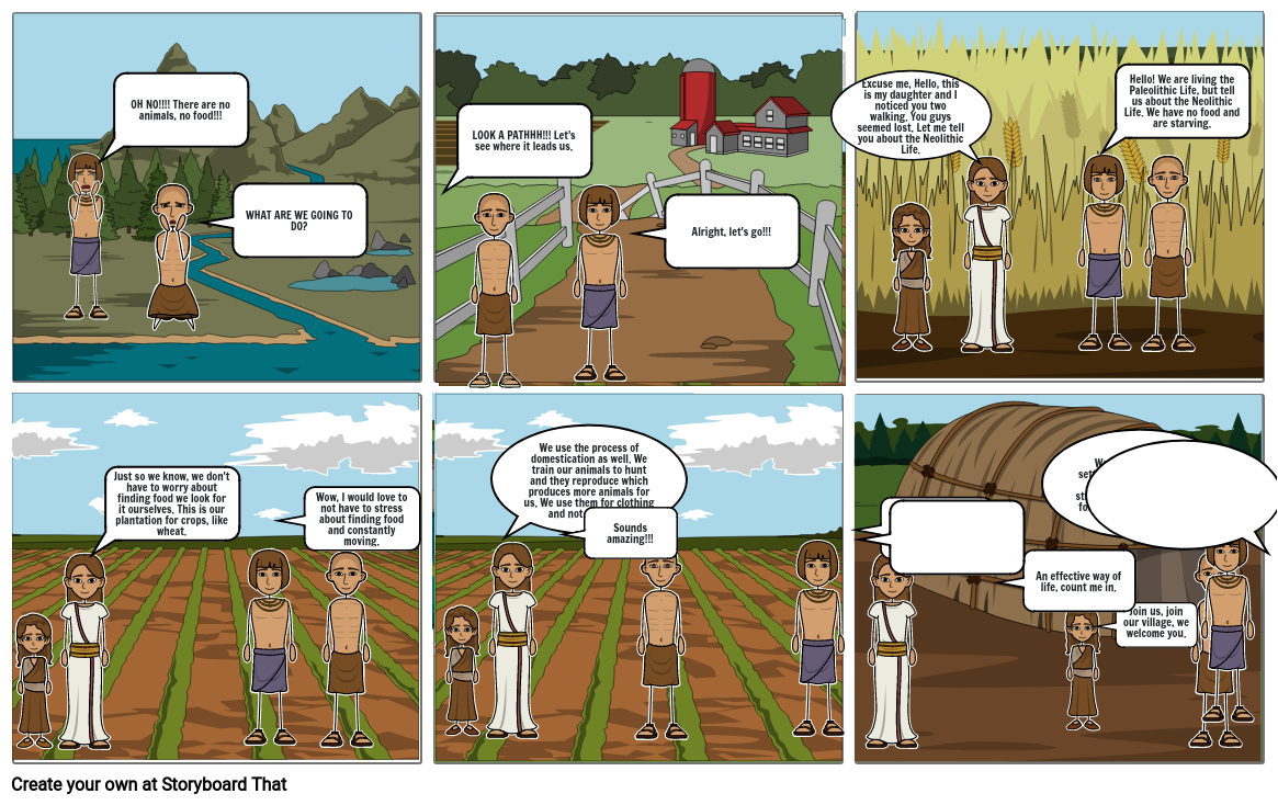 The Neolithic Life