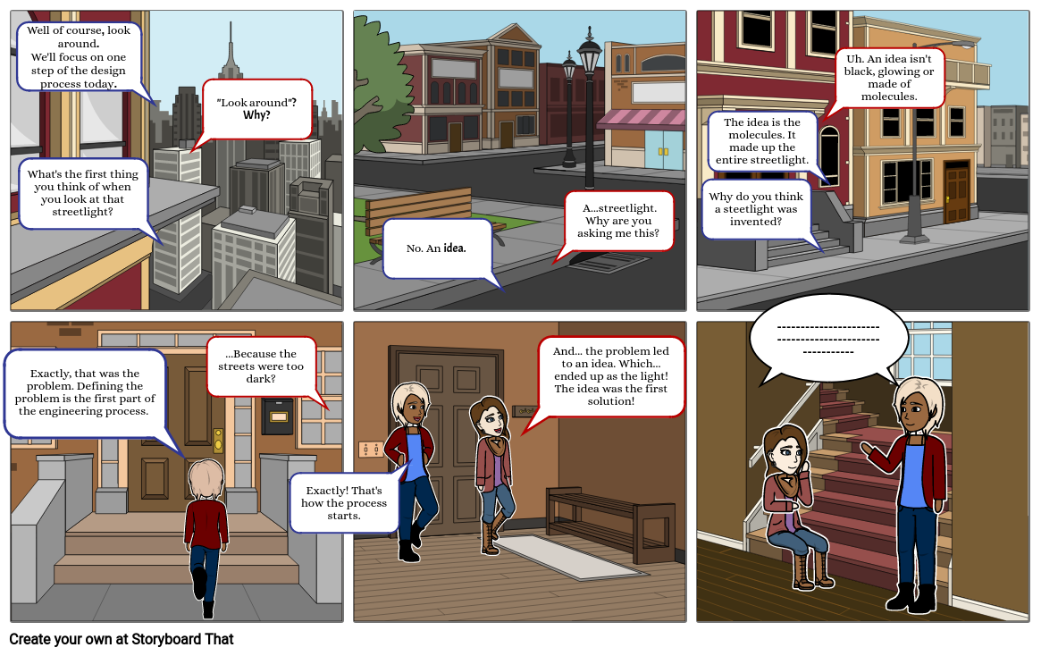 Second storyboardthat