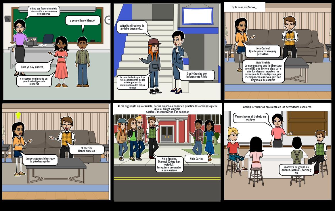 historieta sociales part. 2