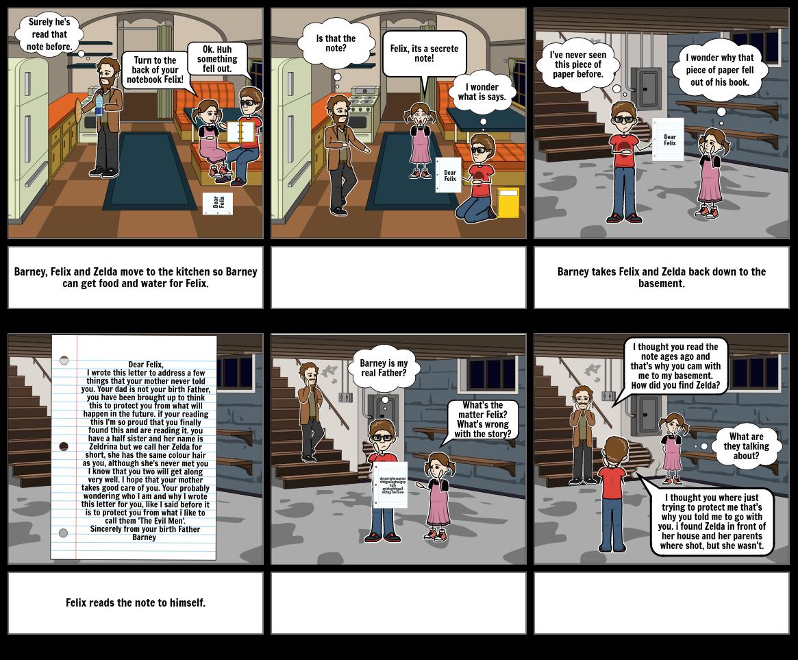 Plot twist English assessment 2
