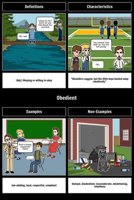 Bridge to Terabithia - Vocabulary