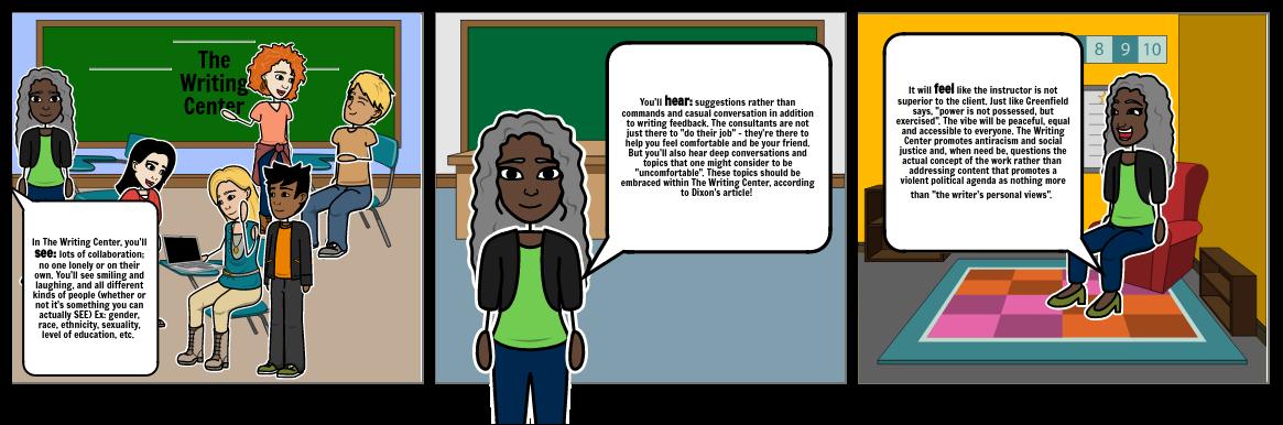 WRA Storyboard Activity