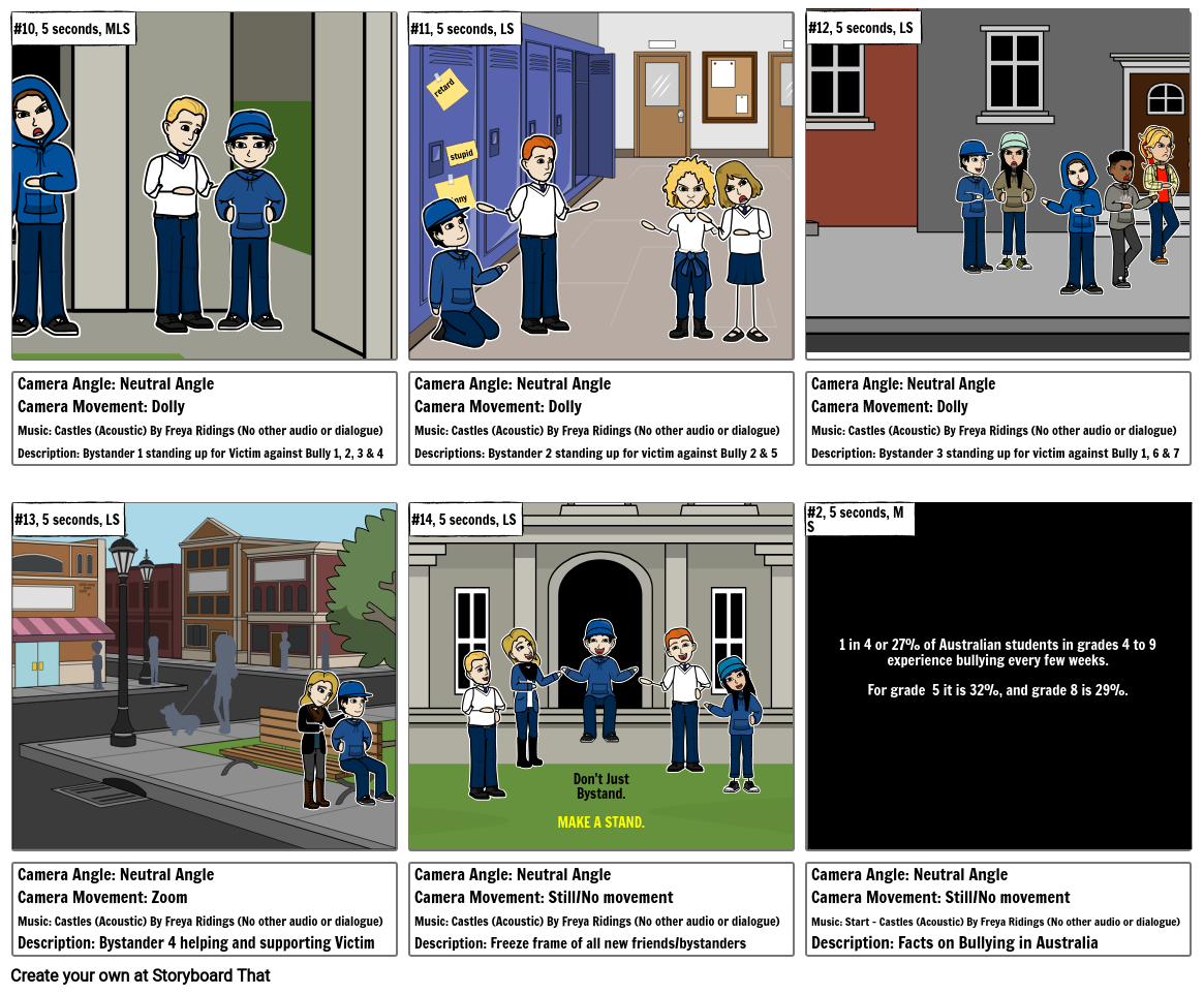Storyboard 2 continued