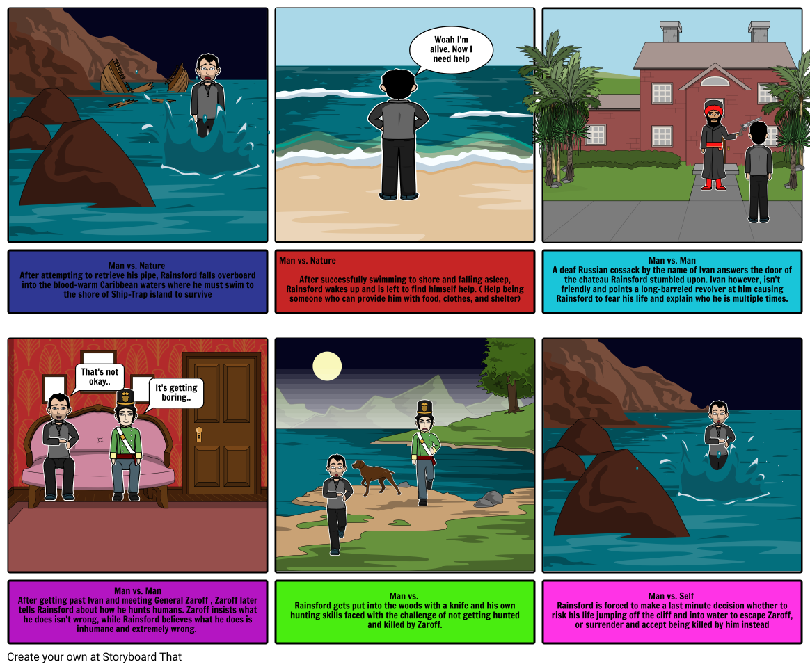 English project Storyboard par emmabagwell