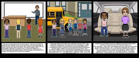 School Storyboard Part 2