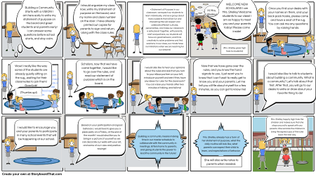 StoryBoardComic