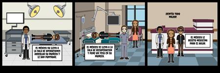 Capítulo 5B Proyecto Español: el niño que cayó, pt.II
