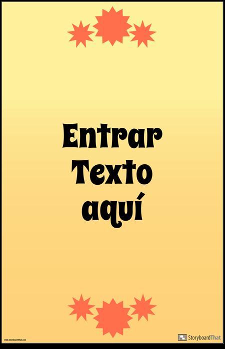 Cartel de Cotización Vertical