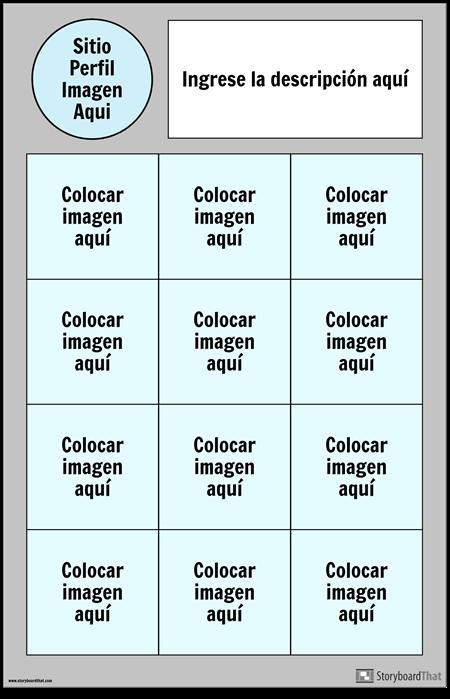Cartel de Redes Sociales 3