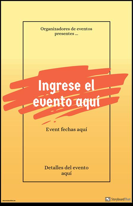 Cartel del Evento 1