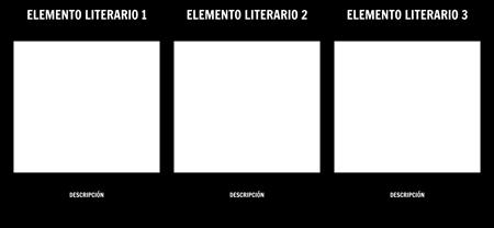 Cazador de Elementos Literarios