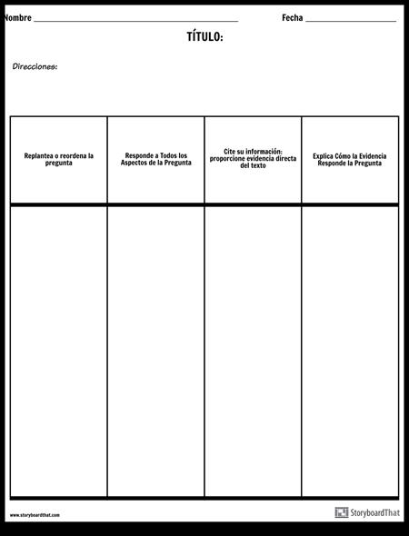 Columnas de Respuesta Abierta