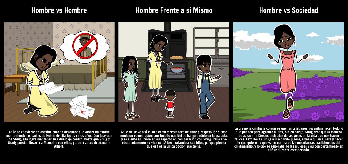 Lujo El Informe Del Libro Color Púrpura Ideas - Dibujos Para ...